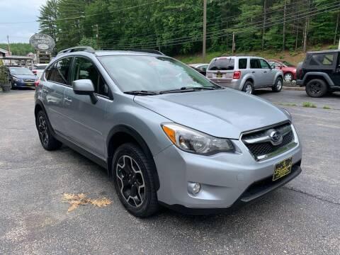 2013 Subaru XV Crosstrek for sale at Bladecki Auto LLC in Belmont NH