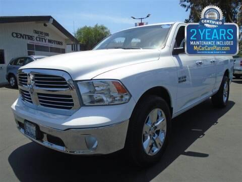 2015 RAM Ram Pickup 1500 for sale at Centre City Motors in Escondido CA