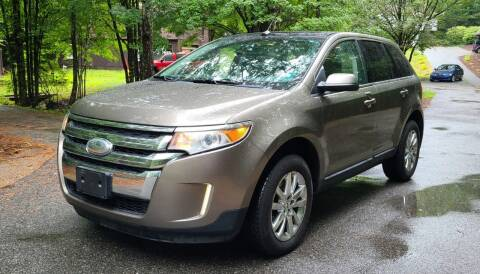 2012 Ford Edge for sale at JR AUTO SALES in Candia NH