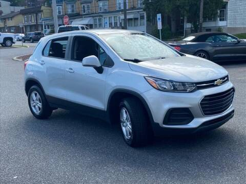 2017 Chevrolet Trax for sale at Bob Weaver Auto in Pottsville PA