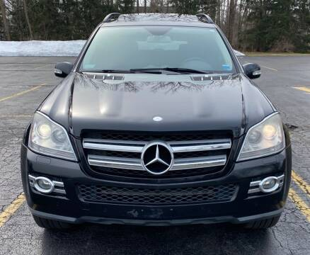 2007 Mercedes-Benz GL-Class for sale at Select Auto Brokers in Webster NY