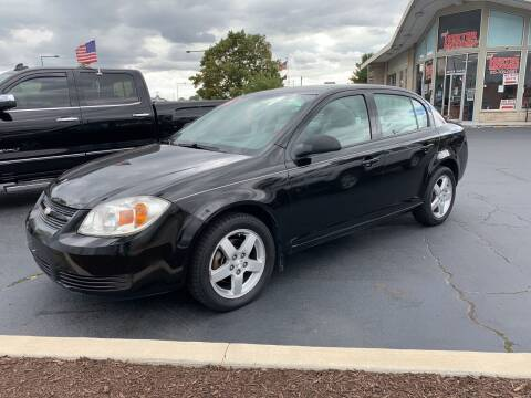 2008 Chevrolet Cobalt for sale at Rick Herter Motors in Loves Park IL