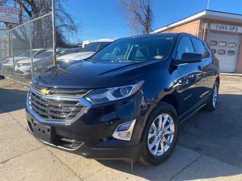 2020 Chevrolet Equinox for sale at Seaview Motors and Repair LLC in Bridgeport CT