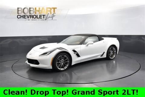 2019 Chevrolet Corvette for sale at BOB HART CHEVROLET in Vinita OK