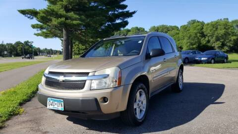 2005 Chevrolet Equinox for sale at Shores Auto in Lakeland Shores MN