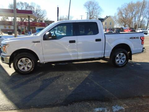 2019 Ford F-150 for sale at Nelson Auto Sales in Toulon IL