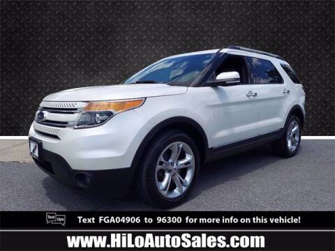 2015 Ford Explorer for sale at Hi-Lo Auto Sales in Frederick MD
