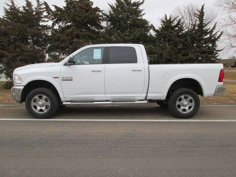 2017 RAM Ram Pickup 2500 for sale at Joe's Motor Company in Hazard NE
