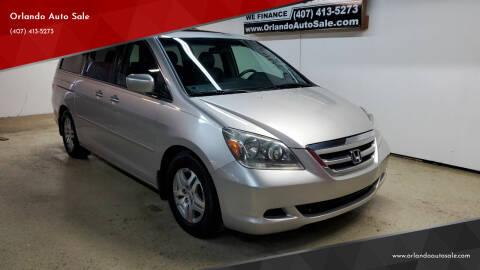 2005 Honda Odyssey for sale at Orlando Auto Sale in Orlando FL