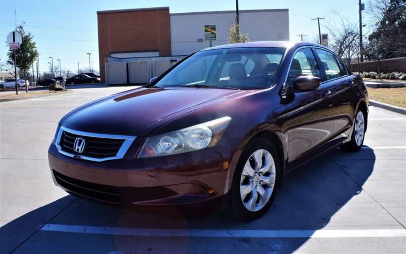 2009 Honda Accord for sale at International Auto Sales in Garland TX