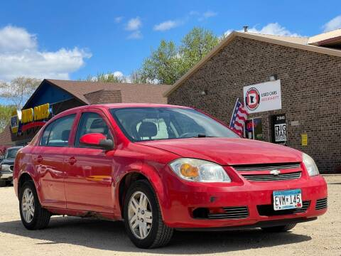2005 Chevrolet Cobalt for sale at Big Man Motors in Farmington MN