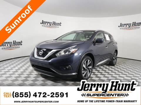 2018 Nissan Murano for sale at Jerry Hunt Supercenter in Lexington NC