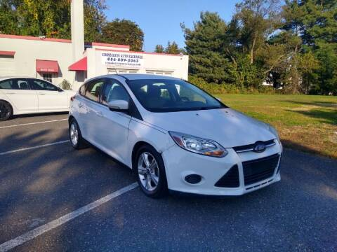2014 Ford Focus for sale at Cross Keys Auto Exchange in Berlin NJ