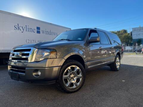 2013 Ford Expedition EL for sale at Giordano Auto Sales in Hasbrouck Heights NJ