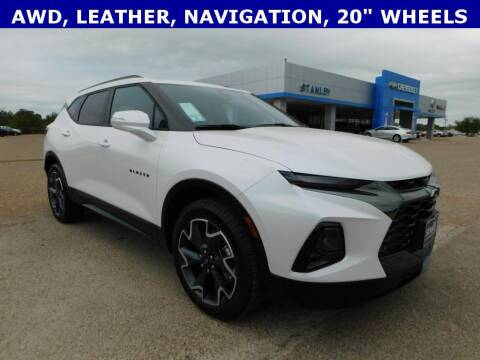 2021 Chevrolet Blazer for sale at Stanley Chrysler Dodge Jeep Ram Gatesville in Gatesville TX