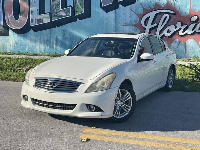 2011 Infiniti G37 Sedan for sale at Palermo Motors in Hollywood FL