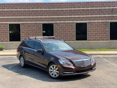2012 Mercedes-Benz E-Class for sale at A To Z Autosports LLC in Madison WI