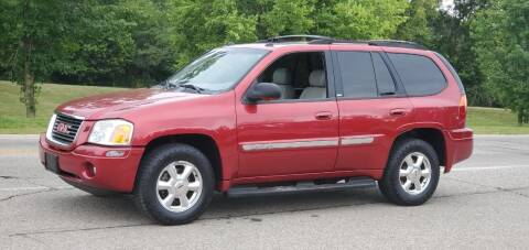 2005 GMC Envoy for sale at Superior Auto Sales in Miamisburg OH