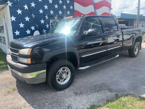 2005 Chevrolet Silverado 2500HD for sale at The Truck Lot LLC in Lakeland FL