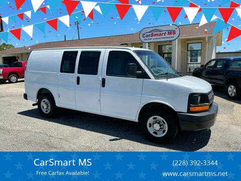 2009 Chevrolet Express Cargo for sale at CarSmart MS in Diberville MS