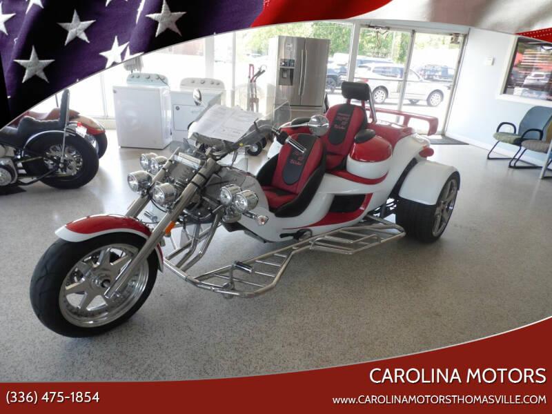 2015 REWACO RF1 LT-2 for sale at CAROLINA MOTORS in Thomasville NC