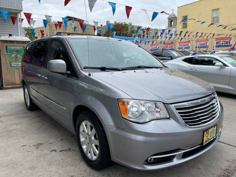 2014 Chrysler Town and Country for sale at Elite Automall Inc in Ridgewood NY