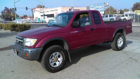 2000 Toyota Tacoma for sale at Larry's Auto Sales Inc. in Fresno CA
