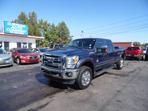 2015 Ford F-350 Super Duty for sale at Surfside Auto Company in Norfolk VA