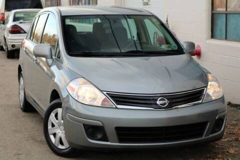 2011 Nissan Versa for sale at JT AUTO in Parma OH