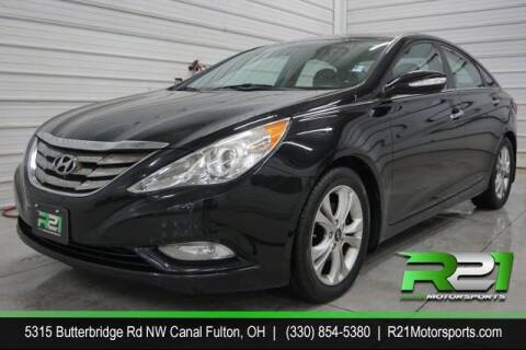2011 Hyundai Sonata for sale at Route 21 Auto Sales in Canal Fulton OH