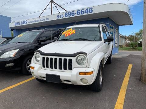 2003 Jeep Liberty for sale at Ideal Cars in Hamilton OH