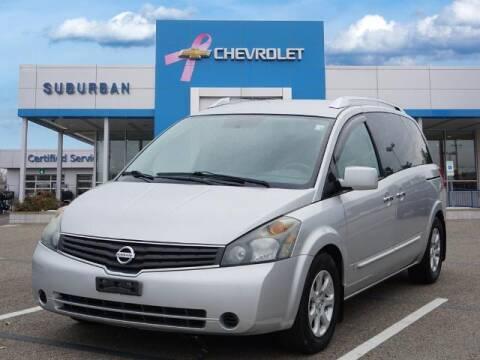 2009 Nissan Quest for sale at Suburban Chevrolet of Ann Arbor in Ann Arbor MI