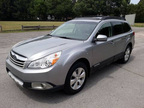 2011 Subaru Outback for sale at Select Auto Brokers in Webster NY