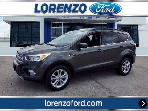 2018 Ford Escape for sale at Lorenzo Ford in Homestead FL