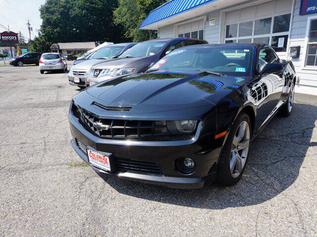 2010 Chevrolet Camaro for sale at Colonial Motors in Mine Hill NJ