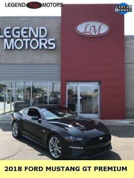 2018 Ford Mustang for sale at Legend Motors of Waterford - Legend Motors of Ferndale in Ferndale MI