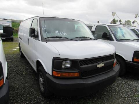 2005 Chevrolet Express Cargo for sale at Royal Auto Sales, LLC in Algona WA