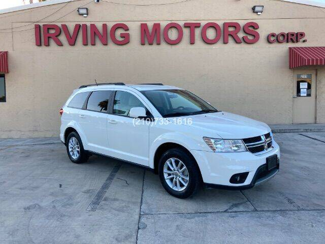 2017 Dodge Journey for sale at Irving Motors Corp in San Antonio TX