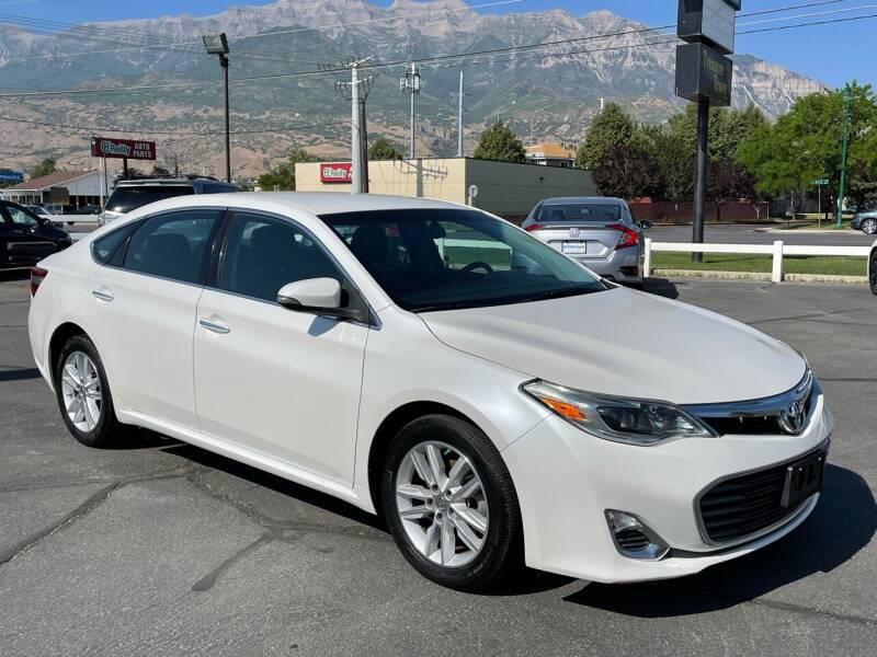 2013 Toyota Avalon for sale at Ultimate Auto Sales Of Orem in Orem UT