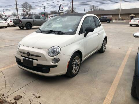 2012 FIAT 500 for sale at Texas Auto Broker in Killeen TX