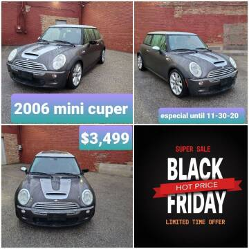 2006 MINI Cooper for sale at U.S. Auto Group in Chicago IL