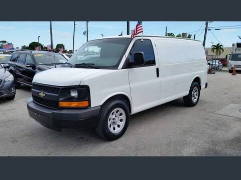 2014 Chevrolet Express Cargo for sale at Ultimate Car Solutions in Pompano Beach FL