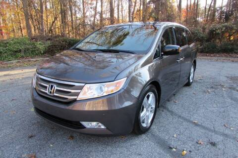 2012 Honda Odyssey for sale at AUTO FOCUS in Greensboro NC