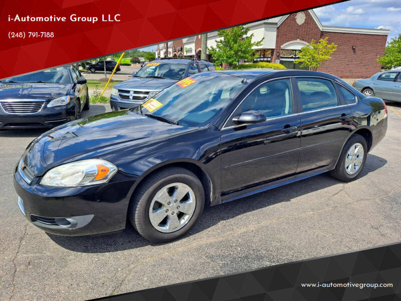 2011 Chevrolet Impala for sale in Waterford, MI