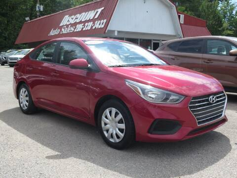 2020 Hyundai Accent for sale at Discount Auto Sales in Pell City AL