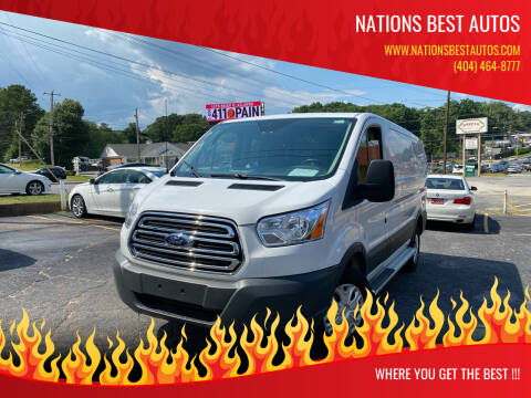 2018 Ford Transit Cargo for sale at Nations Best Autos in Decatur GA