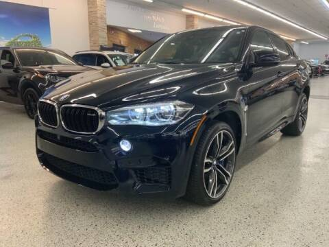 2016 BMW X6 M for sale at Dixie Imports in Fairfield OH