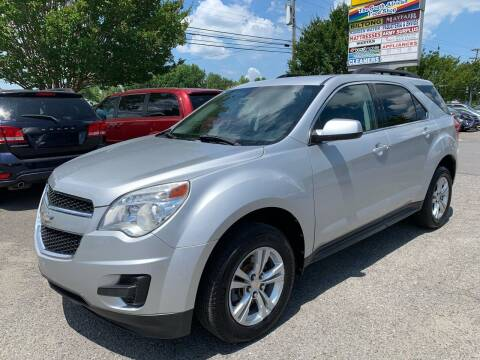 2011 Chevrolet Equinox for sale at 5 Star Auto in Matthews NC