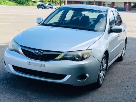 2009 Subaru Impreza for sale at Pak Auto Corp in Schenectady NY