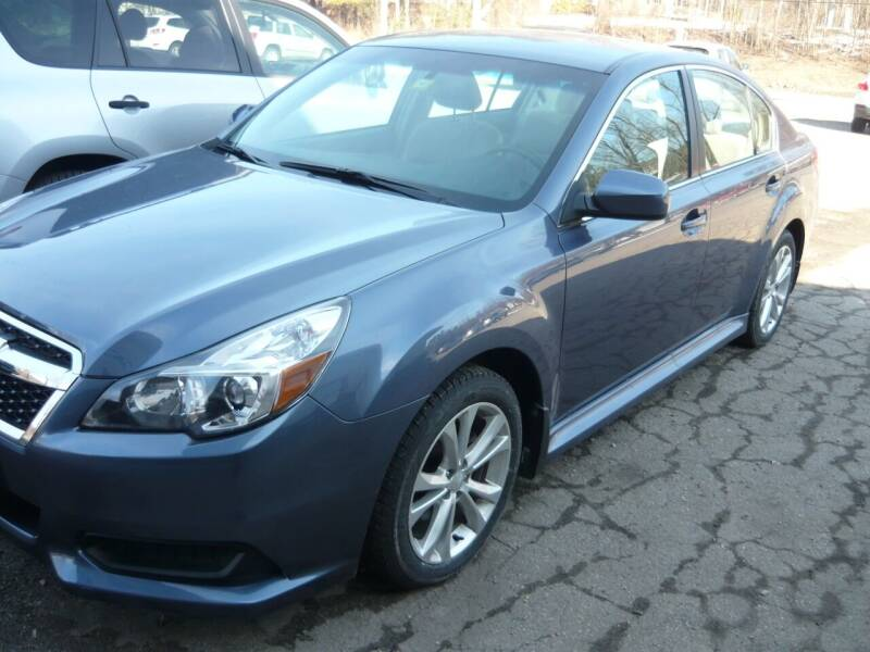 2014 Subaru Legacy for sale at Shaw's Sales & Service in Wallingford VT